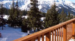 Apartment Bythinelles Meribel