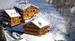 Chalet Lapin Blanc in Meribel