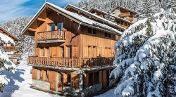 Chalet Marcelle Meribel
