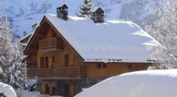 Chalet Martine Meribel