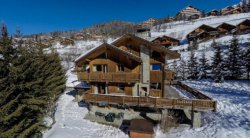 Chalet Bellevue Meribel