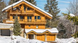 Chalet Chopine Meribel