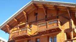 Chalet Everest Meribel