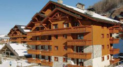 Fermes de Meribel Village Apartments